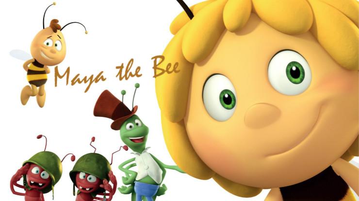 玛雅蜜蜂历险记2:蜜糖游戏(英语)